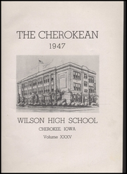 Page 5, 1947 Edition, Wilson High School - Cherokean Yearbook (Cherokee, IA) online yearbook collection