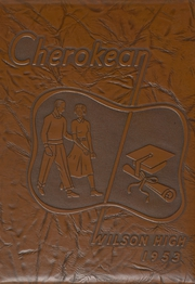 Page 1, 1953 Edition, Wilson High School - Cherokean Yearbook (Cherokee, IA) online yearbook collection