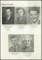 Page 11, 1953 Edition, Wilson High School - Cherokean Yearbook (Cherokee, IA) online yearbook collection