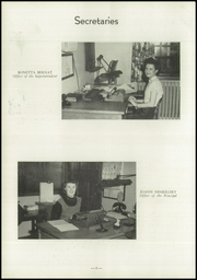 Page 12, 1953 Edition, Wilson High School - Cherokean Yearbook (Cherokee, IA) online yearbook collection