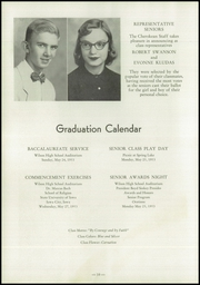 Page 14, 1953 Edition, Wilson High School - Cherokean Yearbook (Cherokee, IA) online yearbook collection