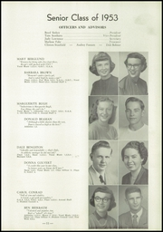 Page 15, 1953 Edition, Wilson High School - Cherokean Yearbook (Cherokee, IA) online yearbook collection