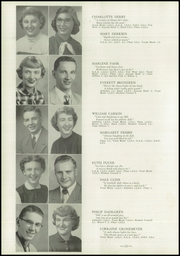 Page 16, 1953 Edition, Wilson High School - Cherokean Yearbook (Cherokee, IA) online yearbook collection