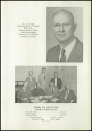 Page 7, 1953 Edition, Wilson High School - Cherokean Yearbook (Cherokee, IA) online yearbook collection