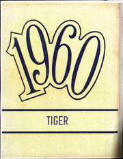 1960 Edition, Richland High School - Tiger Yearbook (Richland, IA)