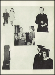 Page 13, 1951 Edition, Holy Family High School - Maragold Yearbook (Mason City, IA) online yearbook collection