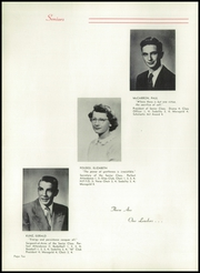 Page 14, 1951 Edition, Holy Family High School - Maragold Yearbook (Mason City, IA) online yearbook collection