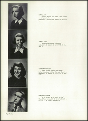 Page 16, 1951 Edition, Holy Family High School - Maragold Yearbook (Mason City, IA) online yearbook collection
