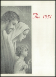 Page 6, 1951 Edition, Holy Family High School - Maragold Yearbook (Mason City, IA) online yearbook collection