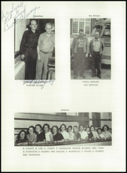 Page 12, 1958 Edition, LeClaire High School - Hilltopper Yearbook (LeClaire, IA) online yearbook collection