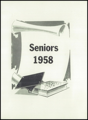 Page 13, 1958 Edition, LeClaire High School - Hilltopper Yearbook (LeClaire, IA) online yearbook collection
