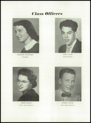 Page 14, 1958 Edition, LeClaire High School - Hilltopper Yearbook (LeClaire, IA) online yearbook collection