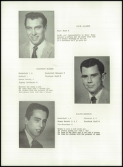 Page 16, 1958 Edition, LeClaire High School - Hilltopper Yearbook (LeClaire, IA) online yearbook collection