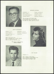Page 17, 1958 Edition, LeClaire High School - Hilltopper Yearbook (LeClaire, IA) online yearbook collection