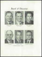 Page 8, 1958 Edition, LeClaire High School - Hilltopper Yearbook (LeClaire, IA) online yearbook collection