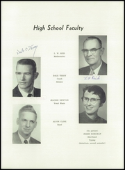 Page 9, 1958 Edition, LeClaire High School - Hilltopper Yearbook (LeClaire, IA) online yearbook collection
