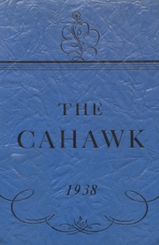 Calmar High School - Cahawk Yearbook (Calmar, IA) online yearbook collection, 1938 Edition, Page 1
