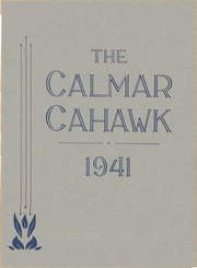 Calmar High School - Cahawk Yearbook (Calmar, IA) online yearbook collection, 1941 Edition, Page 1