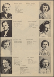 Page 13, 1946 Edition, Calmar High School - Cahawk Yearbook (Calmar, IA) online yearbook collection