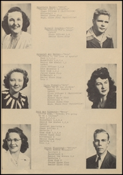 Page 17, 1946 Edition, Calmar High School - Cahawk Yearbook (Calmar, IA) online yearbook collection