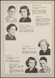 Page 15, 1952 Edition, Calmar High School - Cahawk Yearbook (Calmar, IA) online yearbook collection