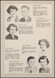 Page 17, 1952 Edition, Calmar High School - Cahawk Yearbook (Calmar, IA) online yearbook collection