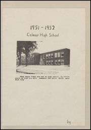 Page 5, 1952 Edition, Calmar High School - Cahawk Yearbook (Calmar, IA) online yearbook collection