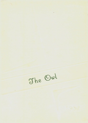 1957 Edition, Dexter High School - Owl Yearbook (Dexter, IA)
