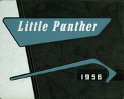 1956 Edition, Teachers College High School - Little Panther Yearbook (Cedar Falls, IA)