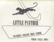 Page 5, 1956 Edition, Teachers College High School - Little Panther Yearbook (Cedar Falls, IA) online yearbook collection