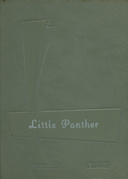 Page 1, 1958 Edition, Teachers College High School - Little Panther Yearbook (Cedar Falls, IA) online yearbook collection