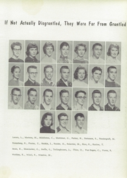 Page 11, 1958 Edition, Teachers College High School - Little Panther Yearbook (Cedar Falls, IA) online yearbook collection