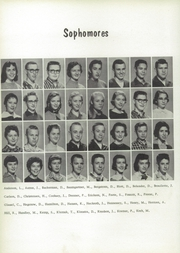 Page 12, 1958 Edition, Teachers College High School - Little Panther Yearbook (Cedar Falls, IA) online yearbook collection
