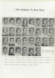 Page 13, 1958 Edition, Teachers College High School - Little Panther Yearbook (Cedar Falls, IA) online yearbook collection
