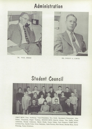 Page 7, 1958 Edition, Teachers College High School - Little Panther Yearbook (Cedar Falls, IA) online yearbook collection