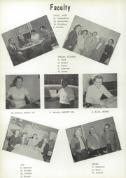 Page 8, 1958 Edition, Teachers College High School - Little Panther Yearbook (Cedar Falls, IA) online yearbook collection