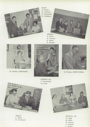 Page 9, 1958 Edition, Teachers College High School - Little Panther Yearbook (Cedar Falls, IA) online yearbook collection