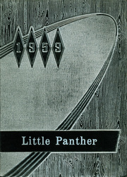1959 Edition, Teachers College High School - Little Panther Yearbook (Cedar Falls, IA)