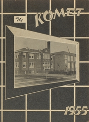 1955 Edition, Keystone High School - Komet Yearbook (Keystone, IA)