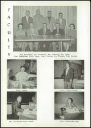 Page 12, 1959 Edition, Gillett Grove High School - Hilltopper Yearbook (Gillett Grove, IA) online yearbook collection