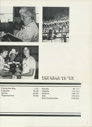 Page 7, 1983 Edition, McAdory High School - Yellow Jacket Yearbook (McCalla, AL) online yearbook collection