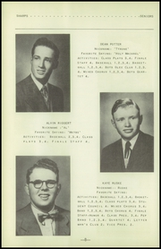 Page 12, 1951 Edition, Fenton High School - Sentral Yearbook (Fenton, IA) online yearbook collection