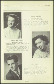 Page 13, 1951 Edition, Fenton High School - Sentral Yearbook (Fenton, IA) online yearbook collection
