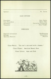 Page 14, 1951 Edition, Fenton High School - Sentral Yearbook (Fenton, IA) online yearbook collection