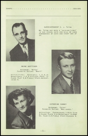 Page 9, 1951 Edition, Fenton High School - Sentral Yearbook (Fenton, IA) online yearbook collection