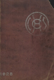 1928 Edition, Catholic Central High School - Banner Yearbook (Fort Madison, IA)