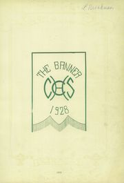 Page 3, 1928 Edition, Catholic Central High School - Banner Yearbook (Fort Madison, IA) online yearbook collection