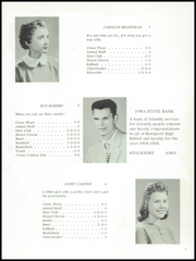 Page 11, 1959 Edition, Stockport High School - Cardinal Yearbook (Stockport, IA) online yearbook collection
