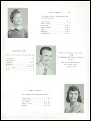 Page 12, 1959 Edition, Stockport High School - Cardinal Yearbook (Stockport, IA) online yearbook collection