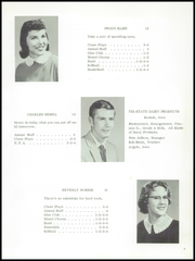 Page 13, 1959 Edition, Stockport High School - Cardinal Yearbook (Stockport, IA) online yearbook collection
